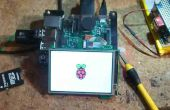 Raspberry Pi - Visual Touchpad / seconde affichage