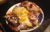 Miel, noix de coco Cheesecake Rangoon ! w / Bonus recettes