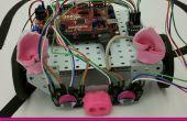 Digilent MRK + Instructions de montage pour le Robot qui suit-ligne