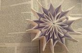 Feux d'artifice origami