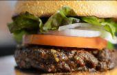 Apprendre à cuisiner un hamburger sur le gril parfaitement