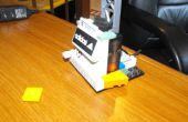 DIY titulaire/chargeur de téléphone portable de Lego