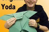 Le cas étrange de Yoda Origami