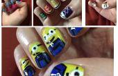 Les débutants nail art