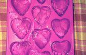 Aloe Vera graver des coeurs