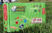 Jouer Pacman à l'aide de Makey Makey