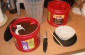 Froid infuser du café