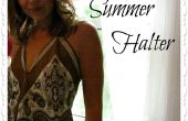 Facile Summer Scarf Top