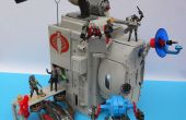 COBRA Naval Base Playset (made with upcycled plastic waste)