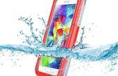 Comment faire pour protéger votre Samsung S5 de l'eau lors de la lecture sports nautiques