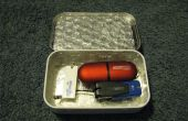 Mode d'emploi : Altoids Tin USB Drive Protector/Carrying Case