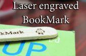 Commençant par Laser gravure - signets, gravée