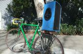 Bike Party Sound System - Easy Rear Rack Style