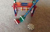 Cool KNEX Mini Hockey Game
