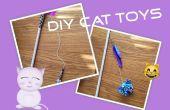 JOUETS pour chats bricolage