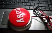 (8) qui a été facile micro interrupteur ou CW Bug pour permettre aux personnes handicapées