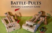 """Catapulte jeu de bataille """"Bataille-Pults"""""""