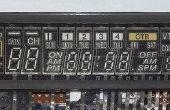 Un Simple pilote pour affichage VFD