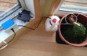 Arduino contrôlée plante arrosage système et points de vente personnalisés prises C.A.