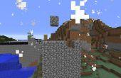 Auto régénération mur dans minecraft
