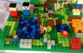 Zone de LEGO Minecraft
