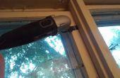 Fix difficile de fermer/ouvrir la porte en bois ou de la fenêtre
