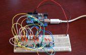Contrôle de 20 Led de 5 pins Arduino à l'aide de Charlieplexing