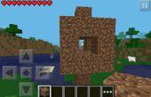 Comment faire un réverbère sur Minecraft PE