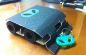 Mon Mini Sumobot (720 tr/min le Prototype Mrk.12)