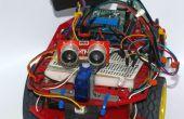 ITINÉRANCE ROBOT