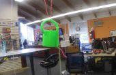 3D imprimés Parachute Drop seau