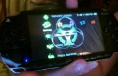 Comment faire pour installer des thèmes, photos, musique, vidéos et jeux sur une Playstation Portable (PSP)