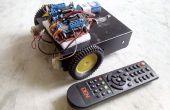 Faites-vous un Robot Arduino contrôlée de télécommande !