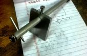 DIY : Scriber de ligne carbure