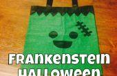 Duct Tape Frankenstein sac d'Halloween