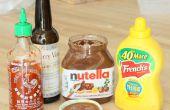 Sauce Barbecue Nutella