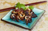 Poêlée de calamars (calmars)