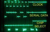 En utilisant un Arduino de contrôler ou de tester un dispositif électronique de SPI