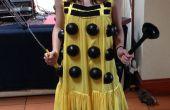 Mon médecin qui Dalek robe