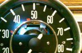 Amplifier votre indicateur de vitesse VW Bug