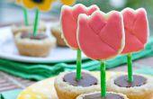 Cookies de Pot de fleurs