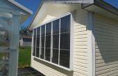 Mon chauffage de Garage respectueux de l'environnement : Un pneumatique solaire thermique