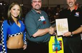 Construire un gagnant Belt Sander Drag Racer