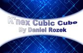 K ' NEX Cube cube