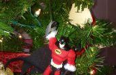 Ornement de Noël faits maison Super héros