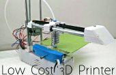 Imprimante 3D Edge 1.0 - une imprimante 3D opensource abordable !