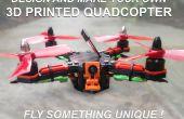 Comment concevoir et 3D imprimer votre propre quadcopter !