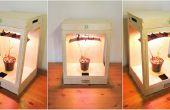 Une LED encore plus « cool » élèvent lumière