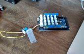 Capteur simple Arduino formaldéhyde