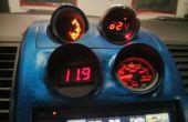 DIY 57mm automobile jauge de tension